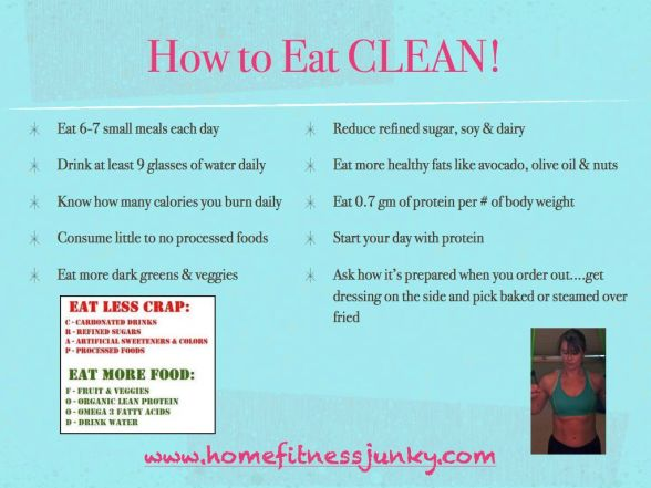 Do you eat CLEAN?
